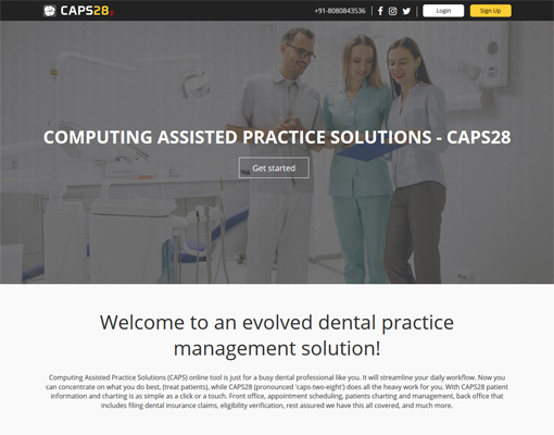 CAPS 28 - Computing Assisted Practice Solutions